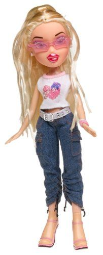 Amazon.com: Bratz Funk Out Cloe: Toys & Games