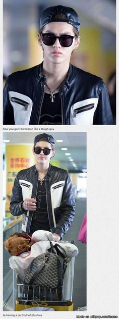 I seriously don't get you Kris~ | allkpop Meme Center