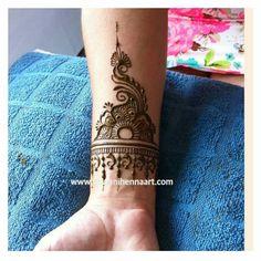Henna Mehndi, Mehendi, Henna Patterns, Mehndi Designs, Tatoos, Instagram Posts, Inspiration, Bracelet, Henna Designs