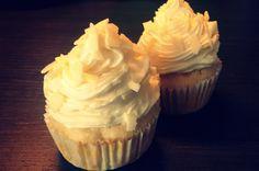 Cupcakes al mango