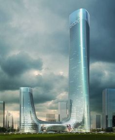 KUNMING | Dacheng Financial Business Center | 297m | U/C - #architecture ☮k☮