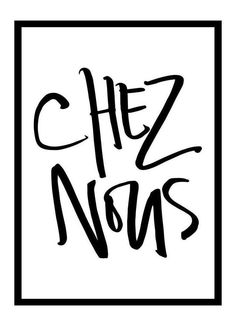 Chez Nous VON Kristen Polsinelli now on JUNIQE!