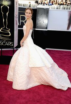 Jennifer Lawrence in Get Dressed Up In Chic & Affordable Gowns