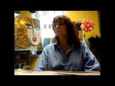 Artist, teacher, intuitive/creative coach demonstrates how to create what she calls dreamscapes as a method of intuitive collage and using the imagery as a j. Art Therapy, Joy, Artist, Glee, Artists, Being Happy, Happiness