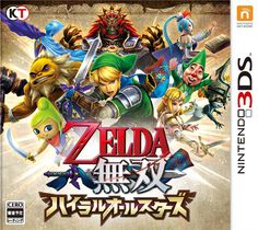 Hyrule Warriors Legends (ゼルダ無双 ハイラルオールスターズ Zeruda Musō Hairaru Ōru Sutāzu), is a spin-off game for the Nintendo 3DS and is a collaboration between the Legend of Zelda series and Tecmo Koei's Dynasty Warriors. It is a reimagining of Hyrule Warriors for the Wii U. Like the original Wii U version, Legends offers the same fluid gameplay of Dynasty Warriors while combining with the lore and aesthetics of the Legend of Zelda series. However, it does include several new features to address some ...