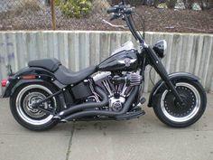 Harley Softail Fatboy #harleydavidsonsoftailfatboy