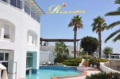 The #symphonypool is located in the main building of #RomanticaHotel