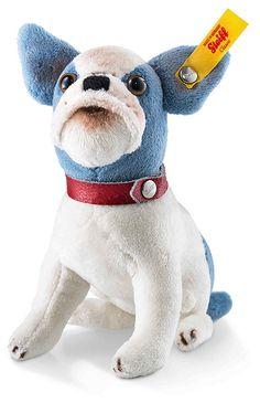 Bully Bulldog by Steiff - 12cm from The Bear Garden