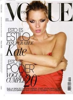 Kate Moss on Magazine covers - kate-moss photo