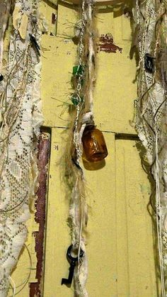 Dreamcatcher / Windcatcher ~ 703designs by Beth Lippmann read about it at: http://703designs.weebly.com/blog/a-windcatcher-dreamcatcher-shipwreck
