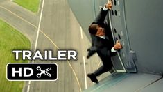 "The 1st Full Trailer for Mission: Impossible Rogue Nation ""cruises"" onto the web."