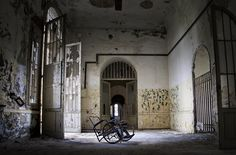 Abandoned Psychiatric Hospital In Italy Is The Most Chilling Thing You'll See Today