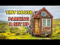 Ever wondered what it takes to park and set up a tiny house? In this 6 minute video we show you how we do it in 10 easy steps. The whole process takes us less than 30 minutes. We are usually set up quicker than most RVs and campers we park next to.