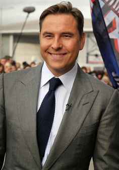 David Walliams... One of those handsome older guys
