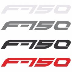 Car Decal Sticker x2 Pair 10033 for Ford F150 or Raptor by Detail korea Grien #Griben