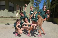 Parenting tips from camp counselors