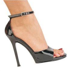 Pleaser Women's Gala-36 Ankle-Strap Sandal