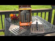 "DIY Network's ""I Want That"" featured Mr. Bar-B-Q's Big Kahuna and Shish Kabob Set on Tuesday, Jan. 7. #grillinggear"