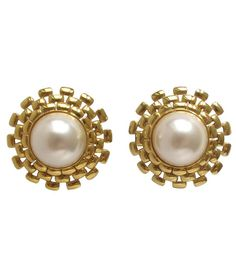 Big Bad Pearl Earrings from Candy Shop Vintage