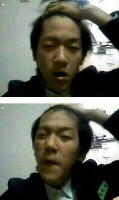 Pre Debut, Exo Memes, Yoongi, Cute Cartoon Wallpapers, Chanbaek, Crazy People, My Prince, Kyungsoo, Funny Faces