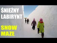 Zakopane 2016 - Śnieżny Labirynt - YouTube