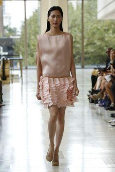 Nina Skarra RTW Spring 2013 - Sustainable Fashion