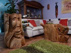 Wood carving from woodcarving.sk