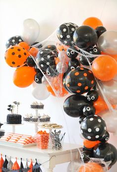 Kids Halloween Party - spooky!