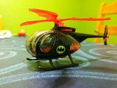 Vintage 1970's Corgi Batman Helicopter RARE | eBay