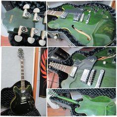 Epiphone Japan Rivera 1972 - 24jt Epiphone, Guitars, Music Instruments, Japan, Musical Instruments, Guitar, Japanese