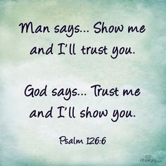 View Trust God - Inspirations. Share, pin and like encouragement for Christian women.