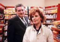 Coronation Street Corrie-Alf and Rita