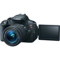 Genuine Canon EOS Rebel T5i DSLR Camera Body Only Winter Sale