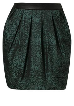 Stella Nova Puffball skirt green