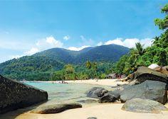Tioman island, Malesia