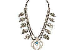 Kokopelli necklace