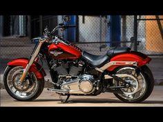 2018 New Harley-Davidson Softail Fat Boy