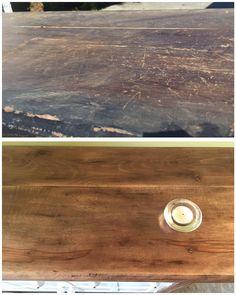 Como eliminar la goma laca de un mueble www for Mueble castellano restaurado