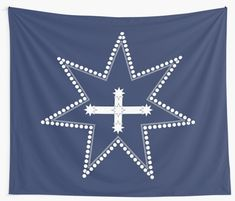 We swear by the Southern Cross to stand truly by each other to defend our rights and liberties. Eureka Flag, Eureka Stockade, Gold Miners, Southern, Tapestry, Stickers, Artwork, Decor, Hanging Tapestry