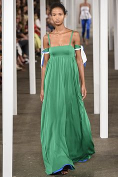 Milly Spring 2017 Ready-to-Wear Collection Photos - Vogue