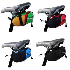 Bisiklet Dağ Yolu MTB Bisiklet Eyer Çanta Bisiklet Arka Koltuk Kuyruk Arka Kılıfı Depolama Paketi ücretsiz kargo