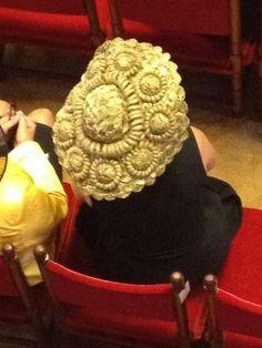prinsjesdag 2012 zeeuwse knoop hoed
