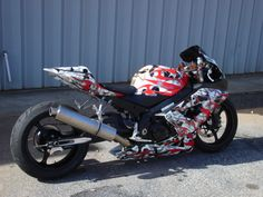 Popular Custom Painted Street Bikes | Custom Sport Bikes For Sale
