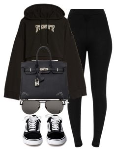 """""""Sin título #14299"""" by vany-alvarado ❤ liked on Polyvore featuring Puma, Hermès and Yves Saint Laurent"""
