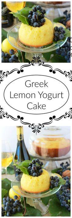 Greek Lemon Yogurt C