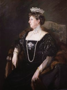 Joaquin Sorolla y Bastida's portrait of Princess Beatrice