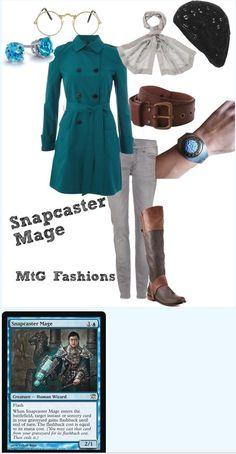 Magic Snapcaster Mage fashion
