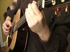 Carrickfergus - Irish Folk Song -Celtic Guitar