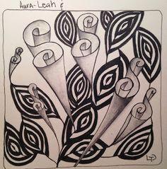 Art Room Blog: Zentangle Student Challenge #1...