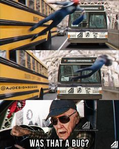 STAN LEE CAMEO BY @ajdesigns0220